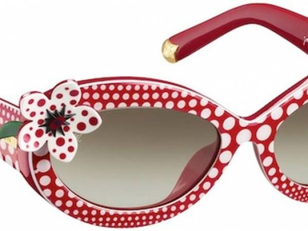 Waves Flower Sunglasses