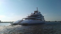 Azzam: The brand new and biggest superyacht in the world