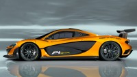 World Debut at the Geneva Motor Show 2015 of the McLaren P1 GTR