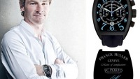 Frank Muller Casablanca limited edition Chronograph tribute to Andre' Villas Boas