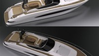 Ferretti Riva Virtus speedboat: Combining technology and style for aquatic cruises