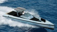 Wally One's powerboat is the best sea cruiser for your daytime trips in the sea