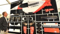 Ayrton Senna's McLaren MP4/6 on sale as a giant art piece