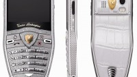 Tonino Lamborghini Spyder Supreme Diamond cell phones marks the 30th anniversary of the brand's fashion line