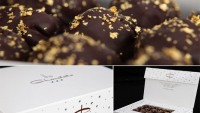 Most luxurious chocolate experience in a Swarovski studded box
