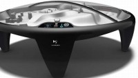 Enko's Hybrid Table for Citroen is an initiating playing car racing circuit