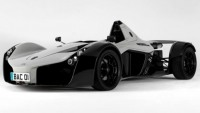 Limited edition BAC Mono single-seater race cars for sale at $130,000 in the U.S.