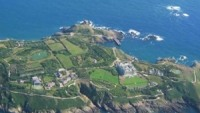 Part of Channel Islands