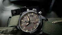 TOP GUN relieves on your wrist through the IWC Miramar Chronograph
