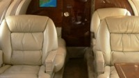 Corporate and leisure charter aircraft