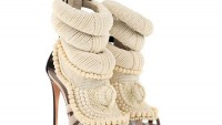 Kanye West collaborates with Italian designer for expensive female footwear
