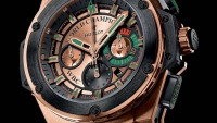 Hublot limited edition World Boxing Council watches dedicated to the sport's legends