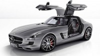 The 2013 Mercedes-Benz SLS AMG GT is a new generation of AMG super sports cars
