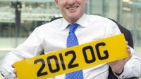 Jubilee and Olympic themed personalized number plates auctioned for £4.7 million