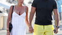 Tamara and Omar in St Tropez