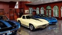 Pop legend Micheal Jackson owned an armada of expensive cars.