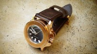 Kaventsmann Triggerfish Bronze A2 watch: Horology now made Bombproof