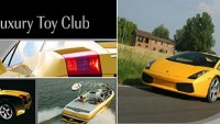 Luxury Toy Club – Fantasy world for super-rich seeking access to exotic and luxury vehicles