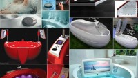 Top 10 high-tech luxury bathtubs – Drench with gizmos and of course water