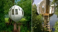 BubbleTree's treehouse is dream home for modern George