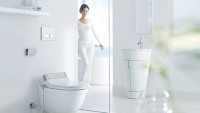 "Phillipe Starck designs ""SensoWash"" remote-controlled toilet with Duravit"