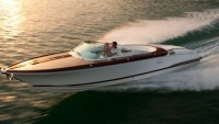 'Aquariva by Gucci' luxury speedboat