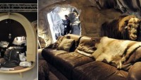 Design gurus think of cave dwellings and bubbles for privacy