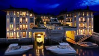 Aquaminium waterfront complex boasts private yacht garage for the discerning yachties