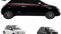 Fiat 500 Car: A new Italian stylish design by Gucci