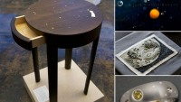 Whiteleys' starry table wins NASA/Etsy Space Craft Contest