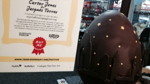 Most Expensive Chocolate Cake to be Auctioned Soon