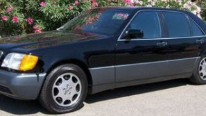 Gizmo-Loaded 1994 Mercedes Benz S600