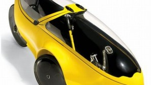 World's most advanced three-wheeled velomobile