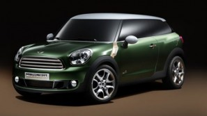 New Paceman concept is the most expensive MINI to date