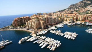 Monaco leads the world as city having most millionaire density
