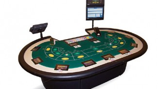 Create your casino in-house with the Digital Baccarat Table from Perfect Pay