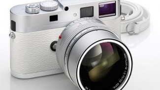 Leica M9-P limited edition camera in white costs $31,695