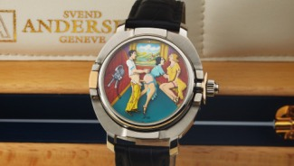 'Pocket porn' – X-rated watches worth millions
