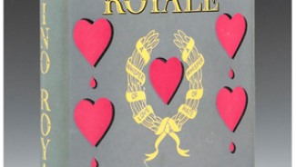 'Casino Royale' first edition sells for £24,180