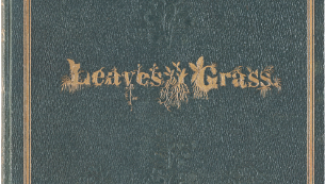 """Leaves of Grass"" written by Walt Whitman sells for $305,000"