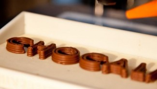 3D Chocolate printer for making your own chocolates at home