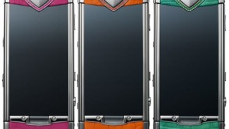 Vertu's new Constellation Candy
