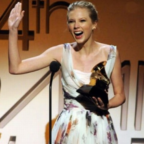 Grammy Winner Taylor Swift