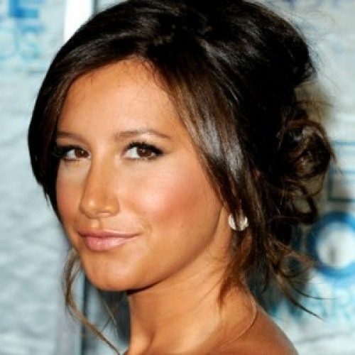 Ashley Tisdale on Richfiles