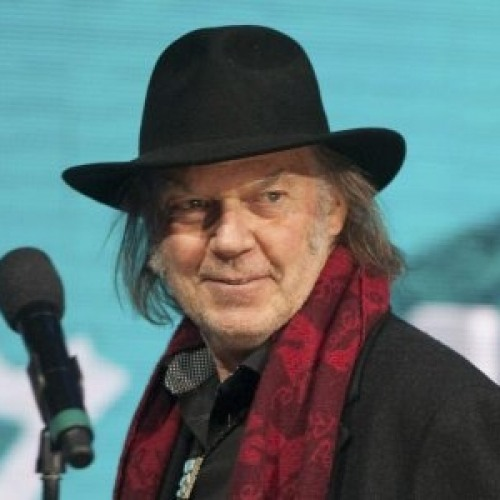 Neil Young on Richfiles