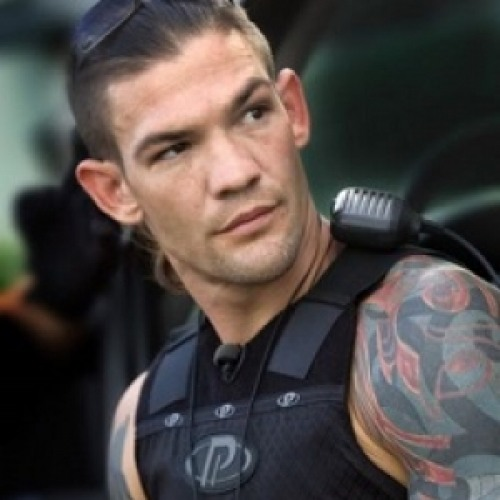 "The ""Dog the Bounty Hunter"" star Leland Chapman"