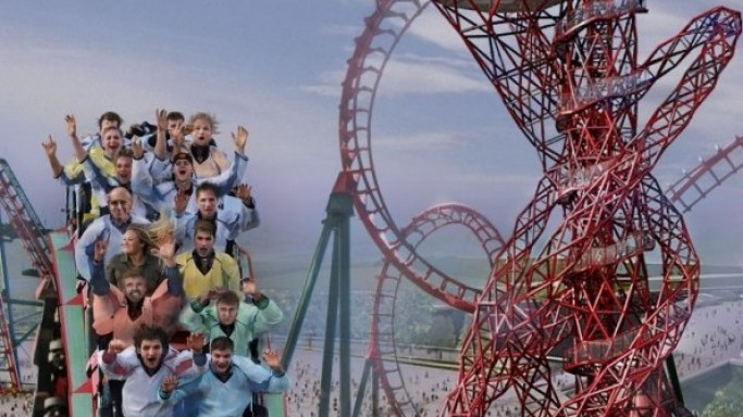 Most Expensive Roller Coasters Bornrich