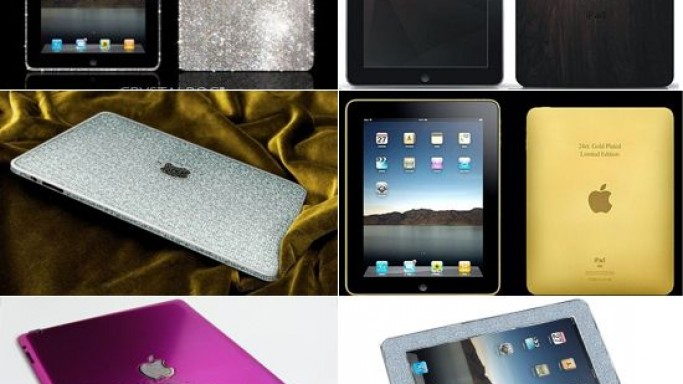 World's most expensive iPads