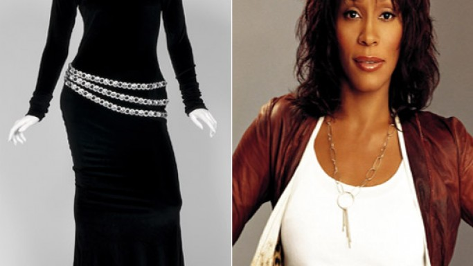 Whitney Houston's memorabilia to go on auction