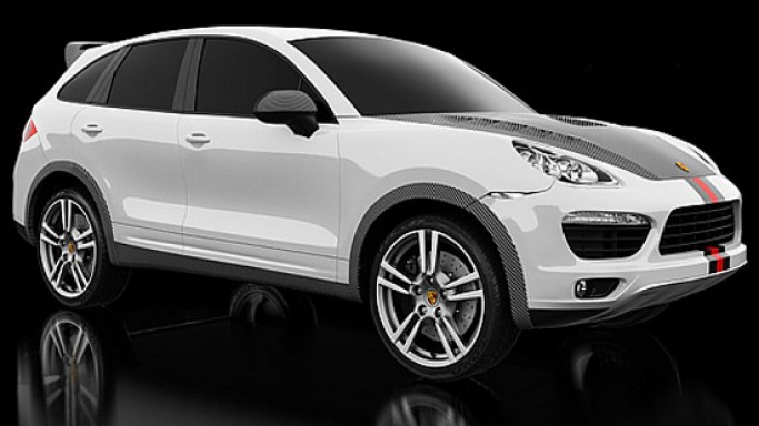 German Luxury Tuner DMC's tuned Porsche Cayenne 958 to debut at Top Marques Monaco show